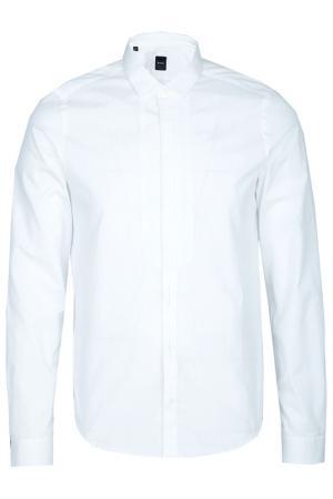Рубашка SMALTO. Цвет: белый