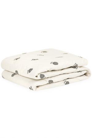 Одеяло шерсть 200х210 DAILY BY T. Цвет: экрю
