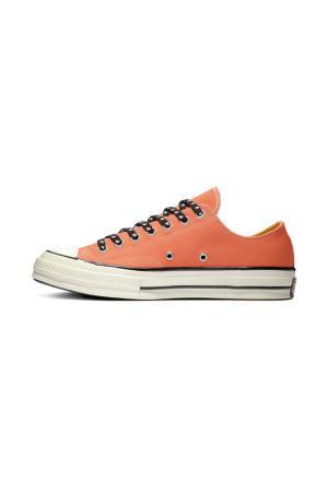 Кеды CONVERSE. Цвет: orange