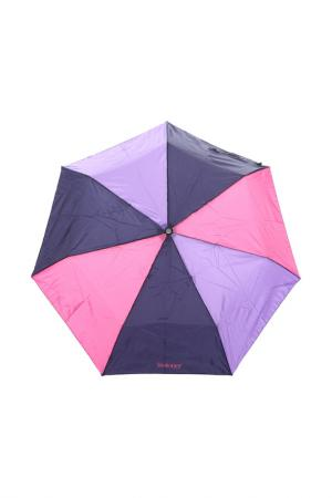 Зонт ISOTONER. Цвет: multico fraise