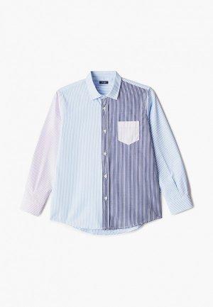 Рубашка Il Gufo. Цвет: разноцветный