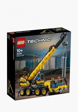 Конструктор LEGO. Цвет: желтый
