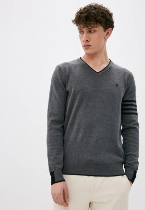 Пуловер Felix Hardy. Цвет: серый