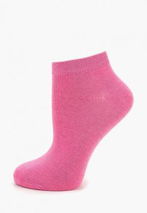Носки Befree. Цвет: розовый