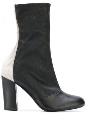 Ботинки Quartz Michel Vivien. Цвет: чёрный