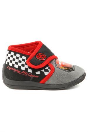 Ботинки CARS. Цвет: серый