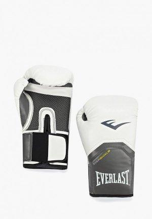 Перчатки боксерские Everlast. Цвет: белый