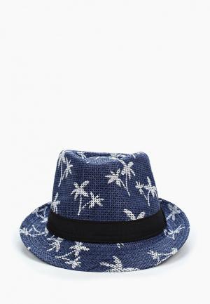 Шляпа Modis. Цвет: синий