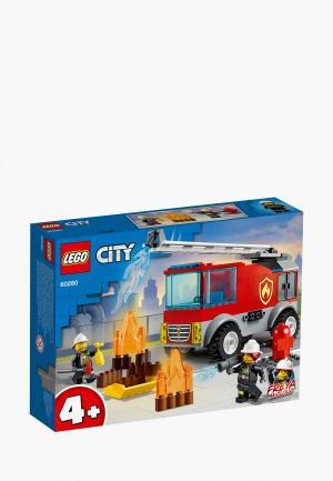 Конструктор City LEGO. Цвет: разноцветный