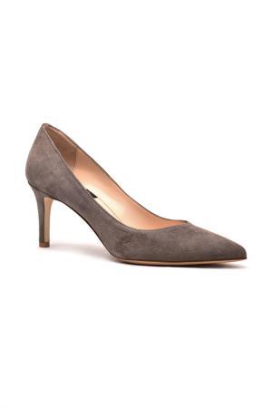 Туфли BALDAN. Цвет: серый